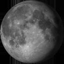 Намаляваща Луна