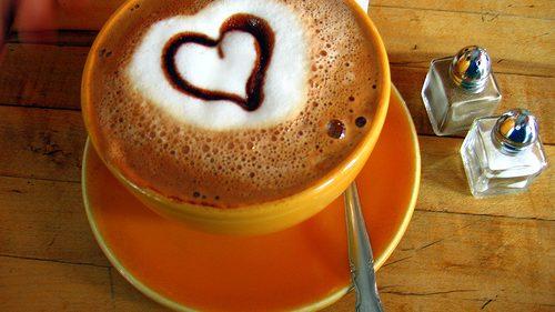 Гадаене на кафе