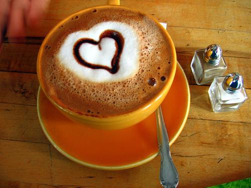 Гледане на кафе